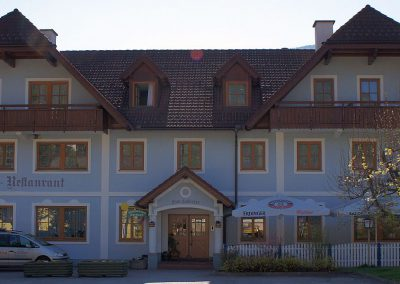 Außenansicht Murtalerhof