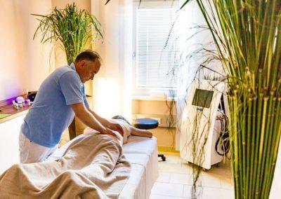 Massage im Lambrechterhof