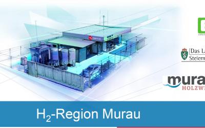 Machbarkeitsstudie Wasserstoffregion Murau